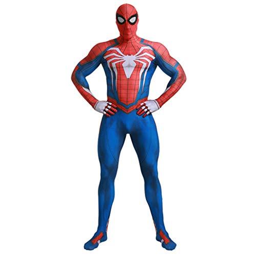 Henxizucun para Mujer Traje de Cosplay de Spiderman 3D...