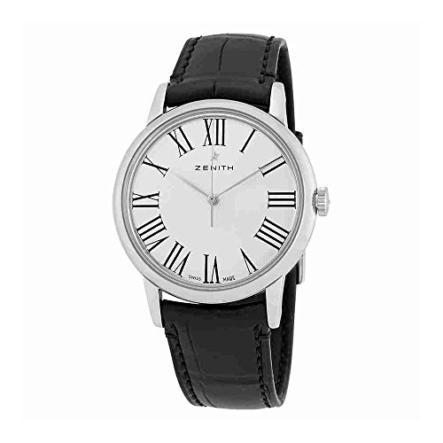 Zenith Elite Automatic Silver Dial Mens Watch 03.2290.679/11.C493