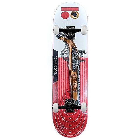 Plan B Skateboards Ryan Sheckler Heat Pro Complete Skateboard Multi 20,3cm