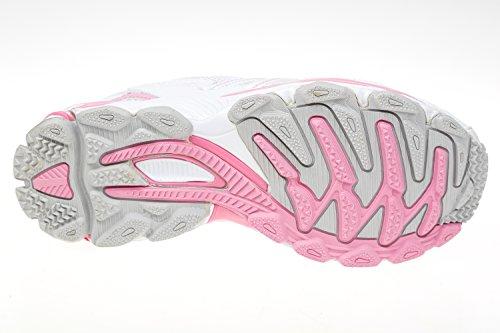 Calçado 41 E Muito Desportivo Leves Gibra® Branco 36 Rosa Branco Confortáveis Rosa Gr dwRqUvvS