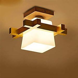 Deckenlampe Holz Und Glas Gunstig Online Kaufen Dein Mobelhaus