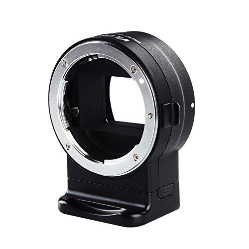 VILTROX® NF-E1 Autofokus Objektivadapter Konverter für Nikon F Mount Objektiv auf Sony A6300 A6500 A9 A7II A7III A7R A7RII A7RIII Full Frame, Unterstützung PDAF