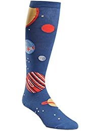 Sock It To Me Planetas stretchit Calcetines, Calcetines Que Llegan a Las Rodillas del Sistema