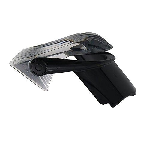 YanBan Kammaufsatz für Philips Haarschneider Aufsatz, Ersatz Kamm, Aufsteckkamm für Barttrimmer Ersatzteil QC5010 QC5050 QC5053 QC5070 QC5090, Gute Qualität, 3-21MM