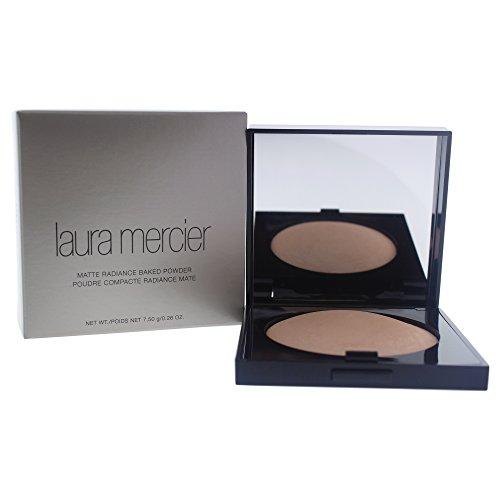 Laura Mercier Matte Radiance Baked Powder Highlight 01 femme/women, Puder, 1er Pack (1 x 8 g)