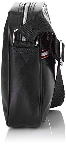 Le Coq Sportif - Pochette Lineaire Small Item, Uomo Nero  (Noir (Black))