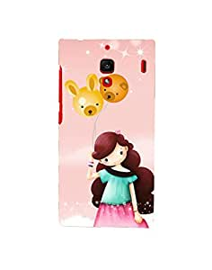 Aart Designer Luxurious Back Covers for Redmi 1S