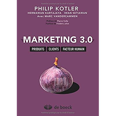 Marketing 3.0 : Produits, Clients, Facteur Humain