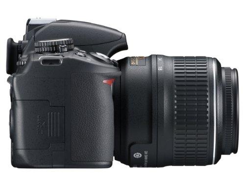 Nikon D3100 SLR-Digitalkamera (14 Megapixel - 6