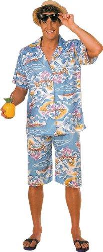 Mann Kostüm (Hawaiian Mann Kostüm)