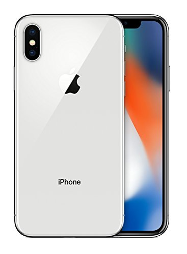 Apple Mobile Phone iPhone X / 64GB / Silver