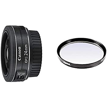 Canon Pancake EF-S 24 mm f/2.8 STM: Amazon.es: Electrónica