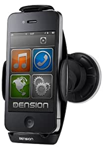 car dock for iPhone -iPhone 3G/3GS/4/4S Handsfree kit / Audio in car / Charging / Free app / Music transmitting