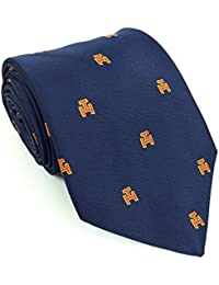 Masonic Royal Arch Regalia 100% Silk Necktie RA Regalia Navy NT006