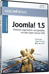 Joomla! 1.5 - Video-Training (DVD-ROM)