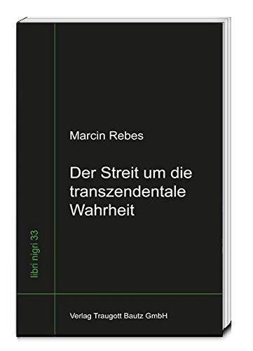 anszendentale Wahrheit (libri nigri) by Marcin Rebes (2015-01-23) ()