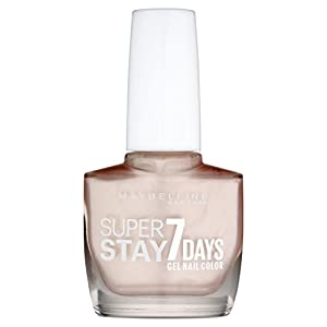 Maybelline Superstay 7 Days City Nudes Nail Polish, Number 888, Brick Tan