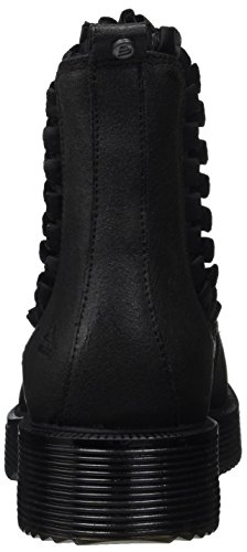 BULLBOXER Damen 958505e6l Oxfords Schwarz (Black)