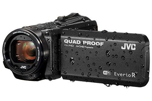 Jvc gz-rx605beu videocamera palmare 10mp cmos full hd nero videocamera