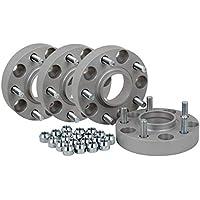 Separadores de acoplamiento de aluminio, 4 unidades (30 mm por disco/60 mm