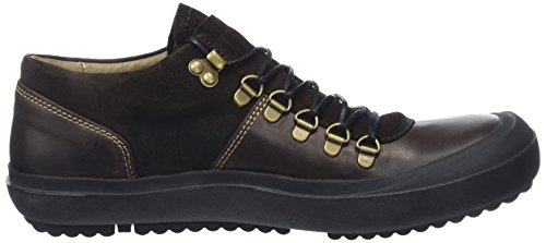 FLY London Mala254fly, Baskets Basses Homme Marron (Dk.brown/expresso 003)