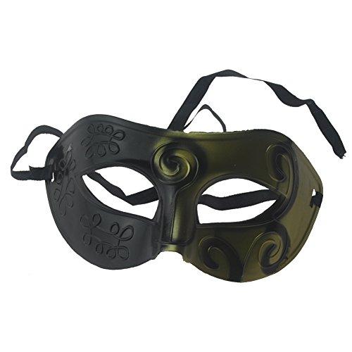 Para hombre romano máscara para fiesta mascarada veneciano Halloween