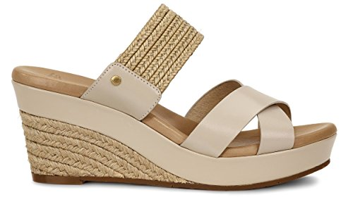 Ugg Ladies - Wedge-pantolette Adriana 1015100 - Horchata Horchata / (hrc)