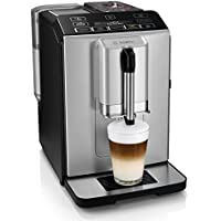 Bosch TIS30351DE Kaffeevollautomat VeroCup 300, 1300 W, silber