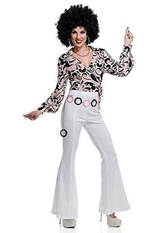 Charades Damen Damen Shirt Paisley-Hottie, Siehe Abbildung, Größe S (Charades Halloween Kostüme)