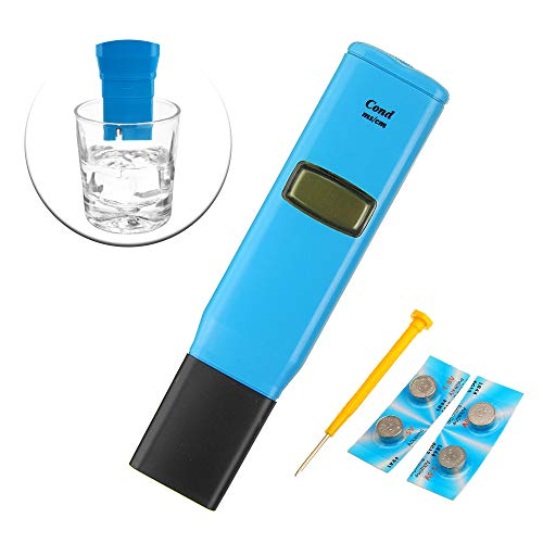 ExcLent Wattson Tds98304 0.01Ms/Cm Resolution Conductivity Test Pen Conductivity Ph Meter Water Detecting Instrument