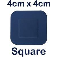 5x Steroplast sterochef steril Catering Kitchen waschfest, Erste Hilfe Pflaster quadratisch 4cm x 4cm preisvergleich bei billige-tabletten.eu