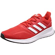 adidas zapatillas hombres rojo