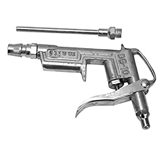 Loriver Air Blow Gun with Extended Nozzle Extension Cleaning Tool (1/4