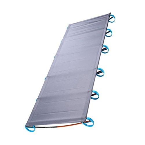 Sharplace Reise Matte Portable Faltbare Bett Camping Bett