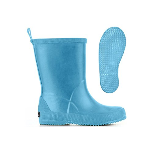 Superga  750 Rbrj Wellington, Work Wellingtons mixte adulte Cyan