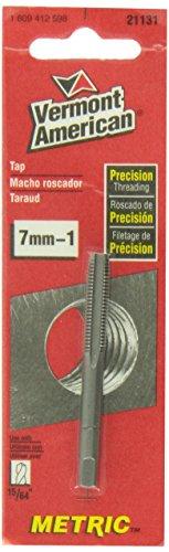 Preisvergleich Produktbild Vermont amerikanischen 7mm bis 1MM Metric Taps 21131