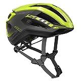 Scott Centric Plus Fahrrad Helm gelb/grau 2019: Größe: M (55-59cm)
