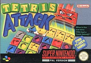 Tetris Attack SNES