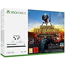 Xbox One S 1TB Console - PLAYERUNKNOWN'S BATTLEGROUNDS Bundle [Importación inglesa]