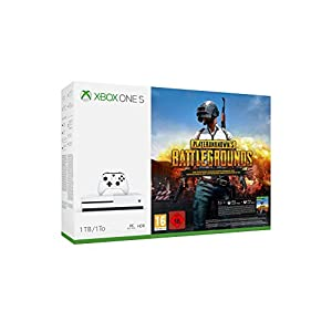 Xbox One S 1TB Console – PLAYERUNKNOWN'S BATTLEGROUNDS Bundle (New)