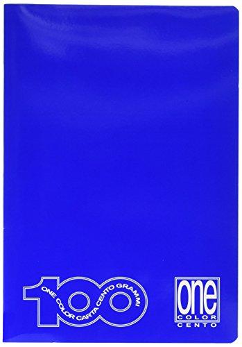 Blasetti 1924 quaderni maxi rigatura: quadretti 5m , 100 grammi, 21 x 29.7 cm, 10 pezzi (colori assortiti)