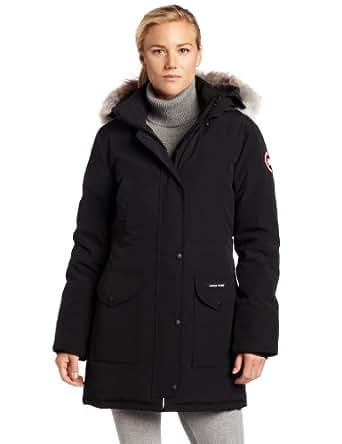 Canada Goose Damen Jacke Trillium Parka 6550L Pack, schwarz (Negro (61)), Größe XS