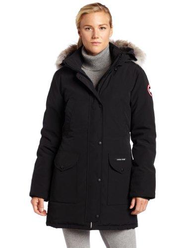parka-pour-femmes-canada-goose-trillium-noir-x-small