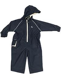 Hippychick - Combinaison de neige - Bébé (garçon) 0 à 24 mois bleu bleu nuit