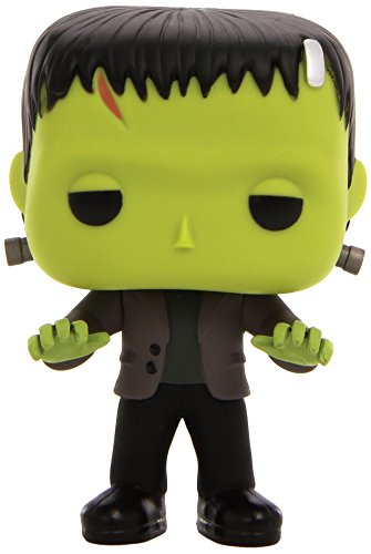 Universal-Monsters Funko POP Vinyl Figur: - Superhelden-stiefel Grüne