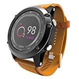 FaLAIws Waterproof Bluetooth Heart Rate Monitor Sport Smart Bracelet for iOS Android