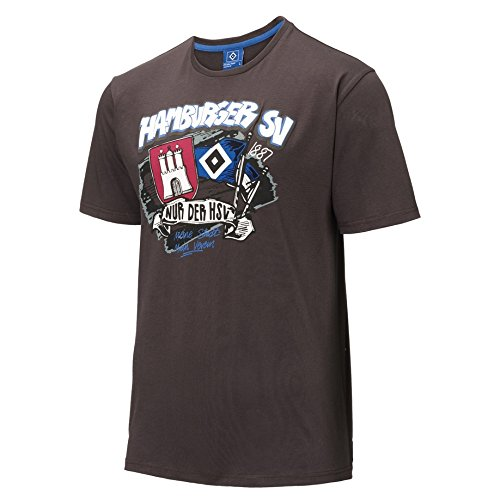 Hamburger SV T-Shirt Kasche Gr. 4XL HSV