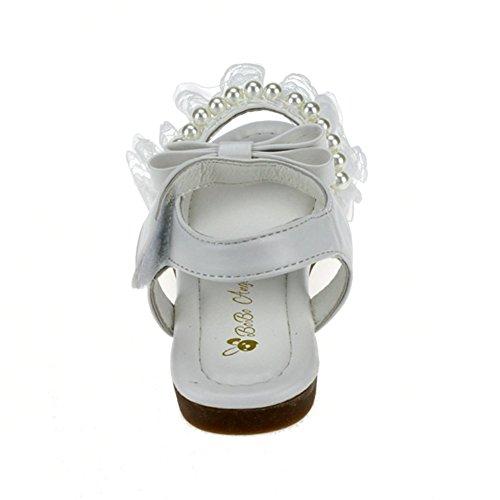 Cixi Maxu E-Commerce.Co.Ltd , Babies pour fille Blanc