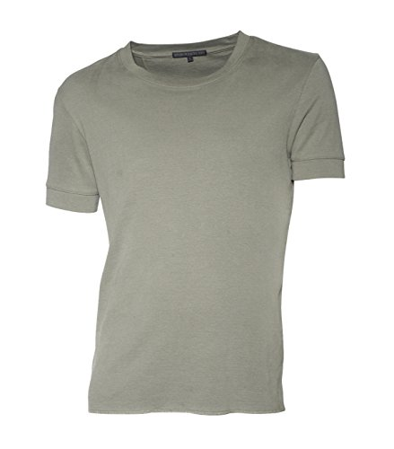 drykorn t shirt herren Drykorn Herren Shirt Xhaka in Grün 24 Green M
