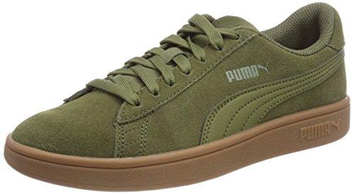 Puma Smash V2, Zapatillas Unisex Adulto, Verde (Capulet Olive-Capulet Olive), 41 EU